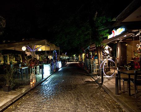 Η τοποθεσία μας, στην καρδιά της Θεσσαλονίκης